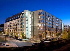 AMLI Old 4th Ward - Atlanta Apartments - Luxury Atlanta Apartments
