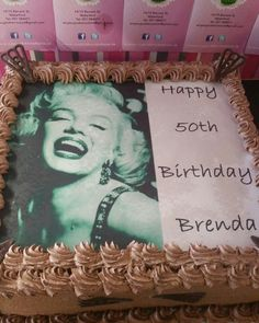 See 2 photos from 6 visitors to Cupcake Couture. Cupcake Couture, Happy 50th Birthday, Buttercream Cake, Four Square, Cakes, Decor, Decoration, Decorating, Dekorasyon