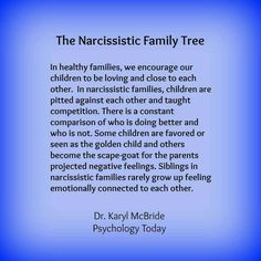 #Narcissists