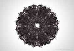"Mandala ""Blossom"""