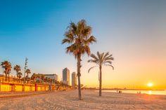 Saviez-vous qu'il n'y avait pas de plage à Barcelone avant les Jeux Olympiques?