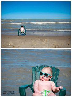 Beach Bubba! | 10 Funny Toddler Moments - Tinyme Blog
