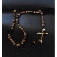 The Christ Nail 5 Decade Catholic Rosary