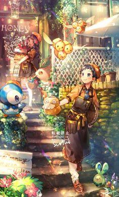 """瑠宇◆2日目東I31a on Twitter: """"【C94】カフェ☕テーマの全世代主人公イラスト本が出ます!welchinoさんとmlesoさんに最高の5世代を寄稿していただきました!どうぞよろしくお願いいたします🙏… """" Pokemon Comics, Pokemon Memes, Pokemon Fan Art, My Pokemon, Lucario Pokemon, Pokemon Special, Pokemon Pictures, Monster Hunter, Anime Manga"""