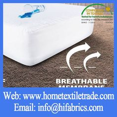 Factory Direct Sale Waterproof Cotton Baby Summer Cool Crib Mattress Pad in Gladstone