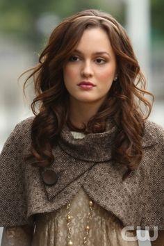 Classy neutrals - Leighton Meester - Gossip Girl