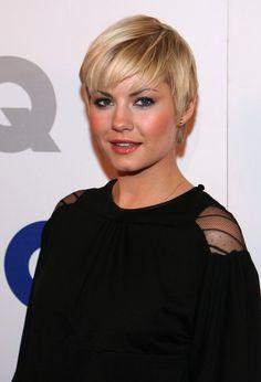 Celebrity Pixie Haircut Idées