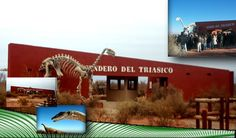 Parque Nacional Talampaya-museo - La Rioja