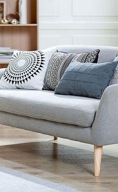 Fuldend dit skandinaviske look med EGEDAL sofaen. dee8c841dc
