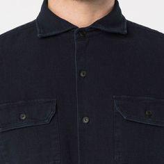 3x1 Long Sleeve Shirt in Leo