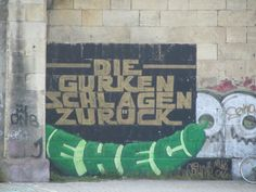 Graffito Donaukanal Wien Graffiti, Vienna, Places, Home Decor, Art, Art Background, Decoration Home, Room Decor, Kunst