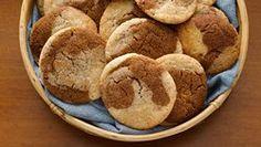 Easy Gingerdoodle Cookies