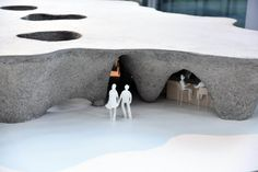 Exhibition > Freeing Architecture by Junya Ishigami