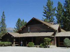 """Walk Down Memory Lane: the Ponderosa Ranch Set from """"Bonanza"""": Ranch House at the Ponderosa Ranch"""