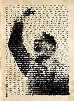 9 de abril de 2013 - Jorge Eliécer Gaitán presente a 65 años de su muerte... Jorge Eliecer Gaitán [1898-1948] (by ¡ʞsnɐɴ) Movies, Movie Posters, T Shirt, Gift, Death, Colombia, Historia, Supreme T Shirt, Tee Shirt