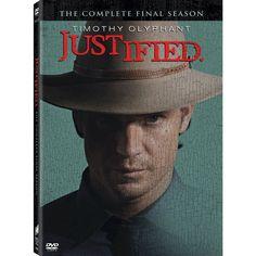 Justified: The Final Season [3 Discs]