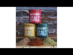 Montana Mex Seasoning Salt Trio by Chef Eduardo Garcia