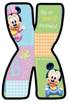 Daisy Duck, Mickey Mouse, Baby Letters, Monogram Alphabet, Blogger Templates, Tricks, Initials, Lunch Box, Lyrics