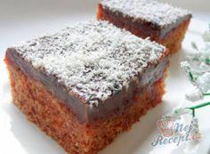 Good Food, Yummy Food, Czech Recipes, Easy Cake Recipes, Fabulous Foods, Sweet Cakes, Sour Cream, Cream Cream, Coco