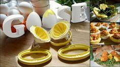 電源なしで手軽に「黄金の卵」を作ることができるキッチンツール「Goose」