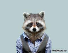 Если бы животные одевались как люди