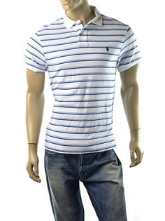 POLO Ralph Lauren Polo Shirt Mens Sueded Cotton Custom Fit Shirts SZ XL NEW #RalphLauren #PoloRugby