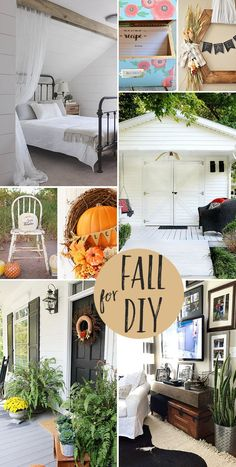 Fall for DIY | I'm Lovin' It {linky party}