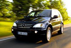 Mercedes-Benz ML 55 AMG EU-spec (W163) '2000–03