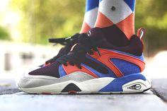 BURLINGTON PREP SPECIAL SOCKS FOR SNEAKERNESS COLAB - Sneaker Freaker