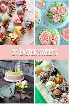 24 Sweet Treat Easte