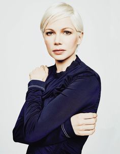 "Michelle Williams for ""GRAZIA"" Magazine / Italy - (February 2017)"