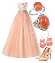 """Daughter of Hestia Prom"" by elli-jane-xox ❤ liked on Polyvore featuring Rupert Sanderson, BillyTheTree and David Yurman"