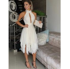 Shop sexy club dresses, jeans, shoes, bodysuits, skirts and more. Sexy Dresses, Cute Dresses, Beautiful Dresses, Evening Dresses, Short Dresses, Prom Dresses, Mode Style, White Fashion, Classy Outfits