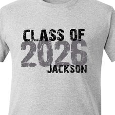 """Just ordered him one... so cute...""""Through the Years"""" shirt to wear for a first day of school picture from kindergarten to graduation by zoeysattic, $18.00"""