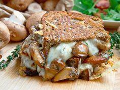 Gezonde tosti   koolhydraatarme lunch   Makkelijk Afvallen