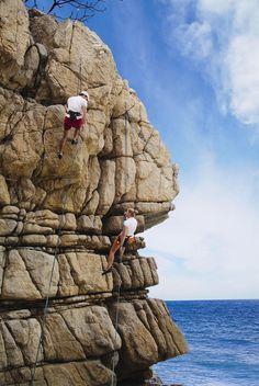 Rock Climbing! http: