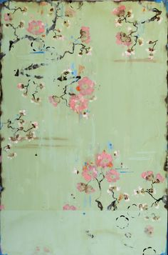 Kathe Fraga paintings, inspired by vintage Paris and Chinoiserie ancienne. www.kathefraga.com