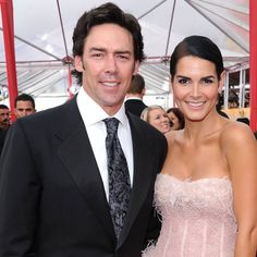 Pin for Later: Angie Harmon and Jason Sehorn Split After 13 Years of Marriage