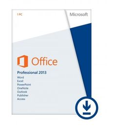 MS Office Professional 2013 was basically designed to benefit people communicate faster with comparatively high time-saving articles that offers a clean and modern look across all your office programs. Protects all your pamphlets online in OneDrive to make sure that they are reachable virtually from anywhere, anytime.