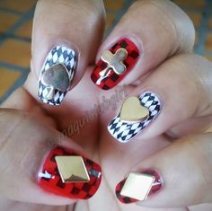 MAQUICLUB GIRL: POKER NAIL ART / BORN PRETTY STORE COLABORATION