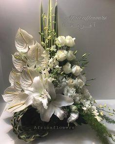 Choosing The Flower Arrangements For Church Wedding Home Flowers, Church Flowers, Funeral Flowers, Unique Flower Arrangements, Floral Centerpieces, Wedding Flower Packages, Wedding Flowers, English Flowers, Arte Floral