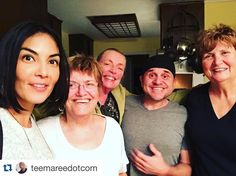 #Repost @teemareedotcom  Here I am with Pat a tremendously talented storyteller Jana a brilliant novelist Tony my husband and wonderfully inspirational fitness author and Jeanie the funniest sassiest short story blogger. Teamwork makes the dream work. We are #Writers #Authors #Storytellers #Bloggers #Novelists