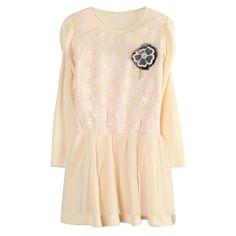Richie House Girls's Long Sleeve Knit Dress with Mesh Covered Bottom RH1597-6/7-FBA Richie House http://www.amazon.com/dp/B00HOLQW8W/ref=cm_sw_r_pi_dp_tAyiub04HMPVT