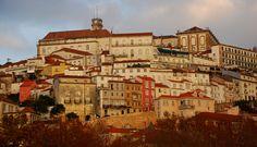 Coimbra, prachtige stad in Portugal