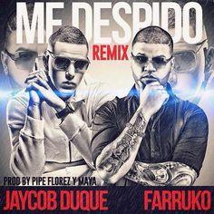 Colombia. Per il remix di Me Despido Jaycob Duque è andato sul sicuro affidandosi a Farruko.