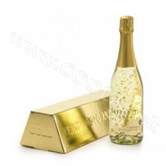 Zlaté šampanské  SEKT 23 karát Champagne, Wine, Drinks, Bottle, Drinking, Beverages, Flask, Drink, Jars