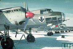 Luftwaffe Dornier DO17s by D. Sheley, via Flickr