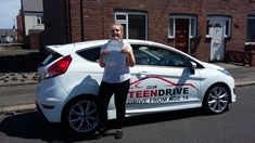 An excellent drive today from Demi Boys who passed her driving test FIRST TIME and with only 2 minor faults, well done to her and well done to our Mark her instructor. Driving Practice, Learning To Drive, Driving Teen, Driving School, Hilary Devey, Automatic Driving Lessons, Driving Courses, Safety Courses, Driving Instructor