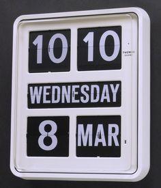 Twemco clock