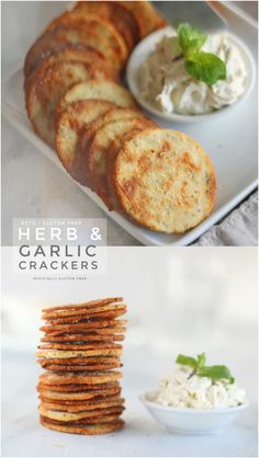 Keto grocery list, food and recipes for a keto diet before and after. Meal plans with low carbs, keto meal prep for healthy living and weight loss. Keto Crackers Recipe, Low Carb Crackers, Homemade Crackers, Cracker Recipe, Italian Crackers Recipe, Gluten Free Crackers, Healthy Low Carb Recipes, Ketogenic Recipes, Ketogenic Diet